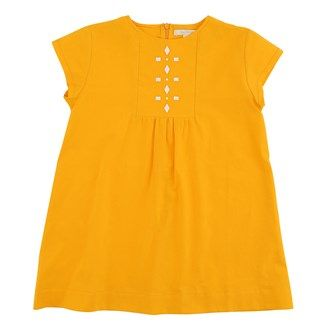 Amaya Dress Citrus - Poppy Rose