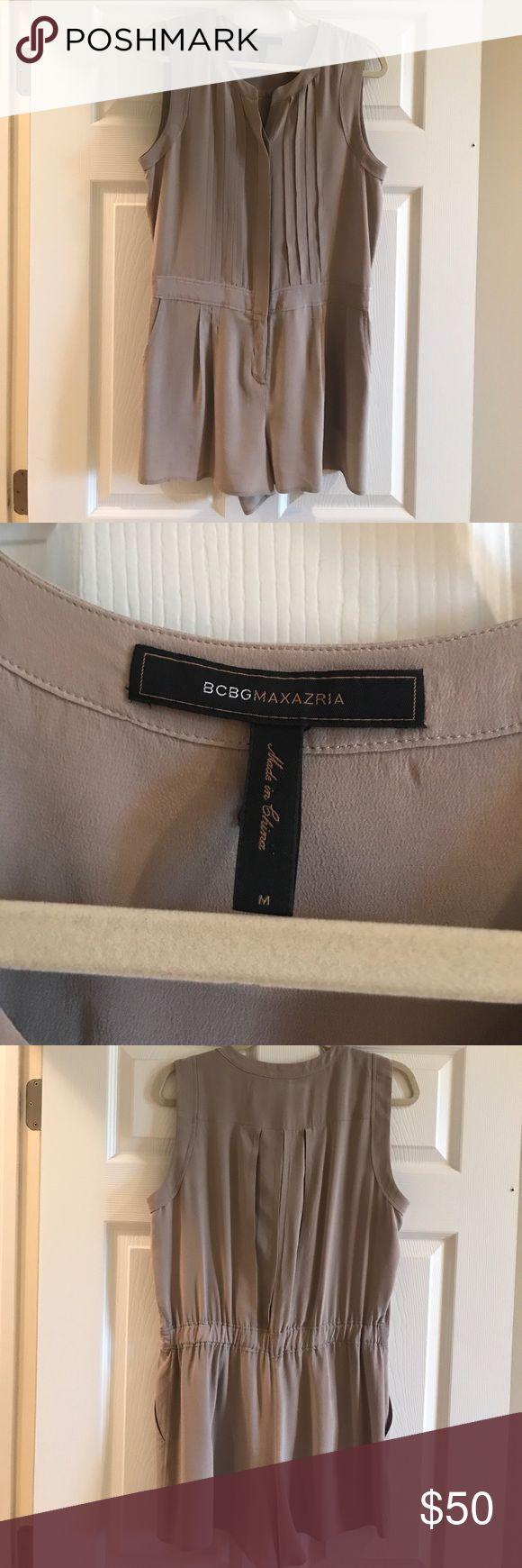 Selling this BCBG romper on Poshmark! My username is: shannski. #shopmycloset #poshmark #fashion #shopping #style #forsale #BCBG #Pants