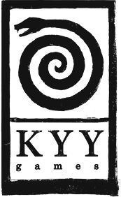 What do you think of the Kyy Games logo? Let us know in the comments below...