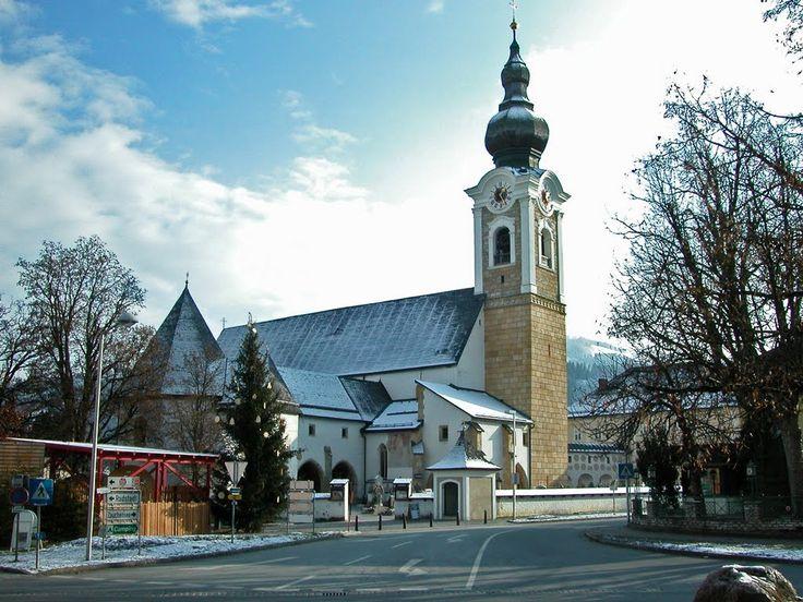 Altenmarkt im Pongau, Dekanatskirche Unserer Liebe Frau Geburt (St. Johann im Pongau) Salzburg AUT