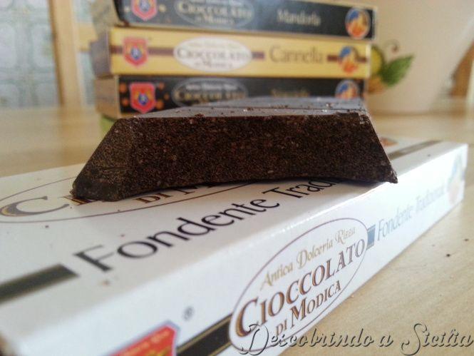 Chocolate de Módica