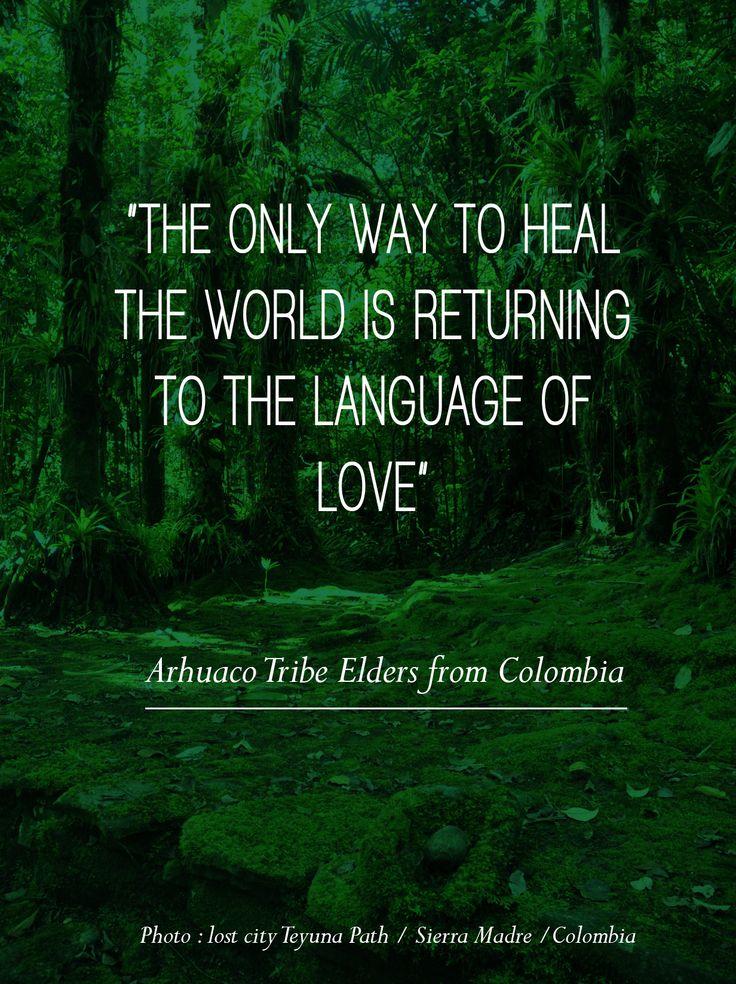 #love #betterlife #wisdom #nature #lostcity