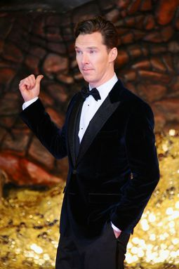 Benedict Cumberbatch, 2013 12 09 - Berlin - ' The Hobbit - The Desolation Of Smaug ' European Premiere