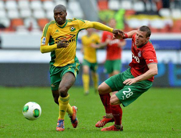 Djibril Cisse - FC Lokomotiv Moscow v FC Kuban Krasnodar - Russian Premier League