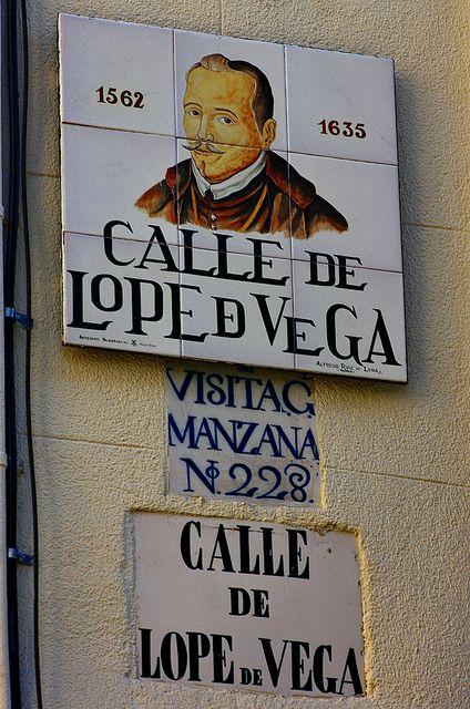 Calle Lope de Vega. Madrid | Flickr: Intercambio de fotos