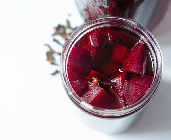 Pickled Spiced Beets