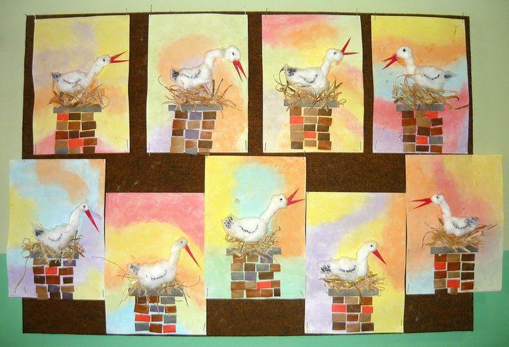 gólya kifestő - Căutare Google