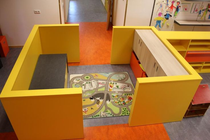Schoolinterieur: Basisschool in Den Ham