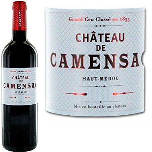 Château Camensac Haut-Médoc 2010 x1: Château Camensac – AOC Haut-Médoc – Millésime 2010 Descriptif technique Contenance – Pour douanes : 75…