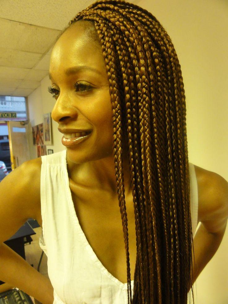 Braided Hairstyles For Black Women Braids 2015