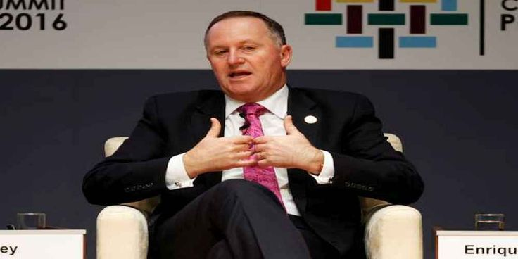 """Top News: """"NEW ZEALAND POLITICS: John Key Quits Job As Prime Minister"""" - http://politicoscope.com/wp-content/uploads/2016/12/John-Key-New-Zealand.jpg - The prime minister of New Zealand, John Key, has announced he will resign, calling it """"the hardest decision I have ever made"""".  on Politics: World Political News Articles, Political Biography: Politicoscope - http://politicoscope.com/2016/12/05/new-zealand-politics-john-key-quits-job-as-prime-minister/."""