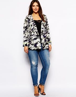 Floral Blazers are great addition to your wardrobe.