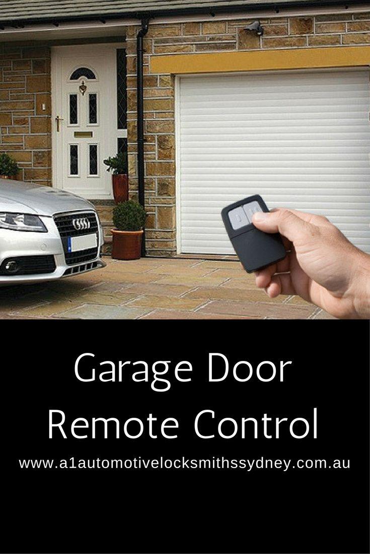 Garage Door Remote Control   #Automotive Locksmiths #Locksmith  #Sydney