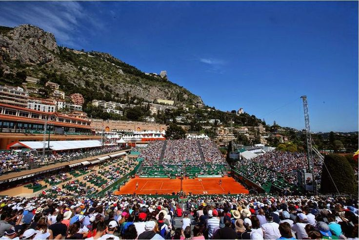 Lily Of The City:  Lily Of The CityMonte-Carlo Rolex Masters (Offici...
