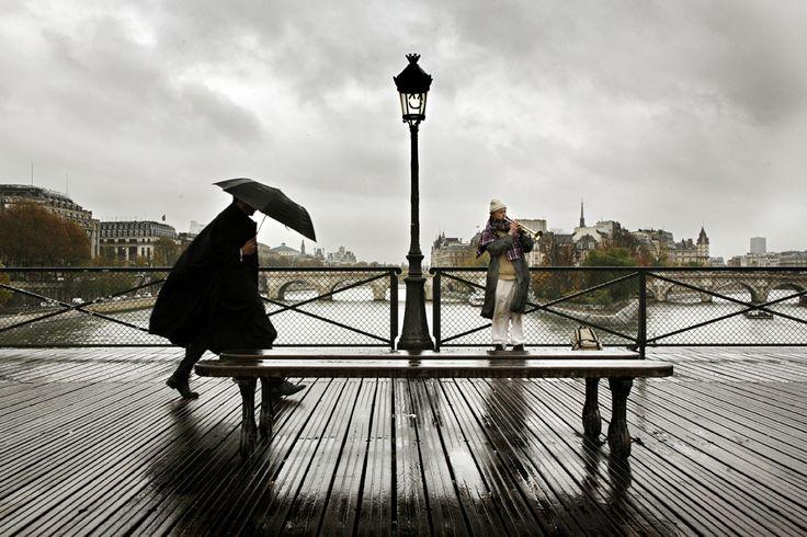 Paris sous la pluie, de Christophe Jacrot