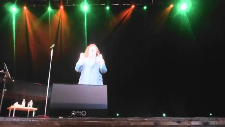 Jonathan Antoine : Preston : 6th Dec 2013 : Empty Chairs At Empty Tables...