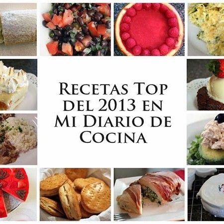 Deliciosas y fáciles recetas de cocina en inglés y español / Delicious and easy cooking recipes in English and Spanish