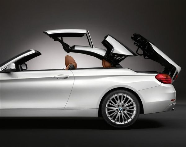 2014 BMW 4 Series Convertible unveiled and priced - Kelley Blue Book