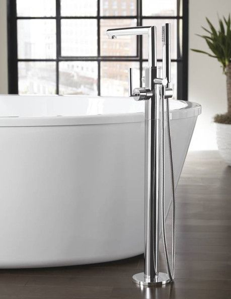 Moen Freestanding Tub Faucet Home Furniture One Tub Faucet Tub
