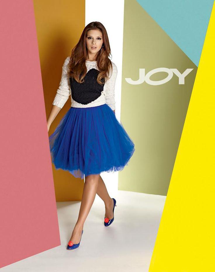 JOY magazine - Klaudia Halejcio fashion stylist