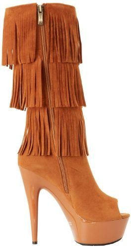 THE HIGHEST HEEL AMBER-302 6
