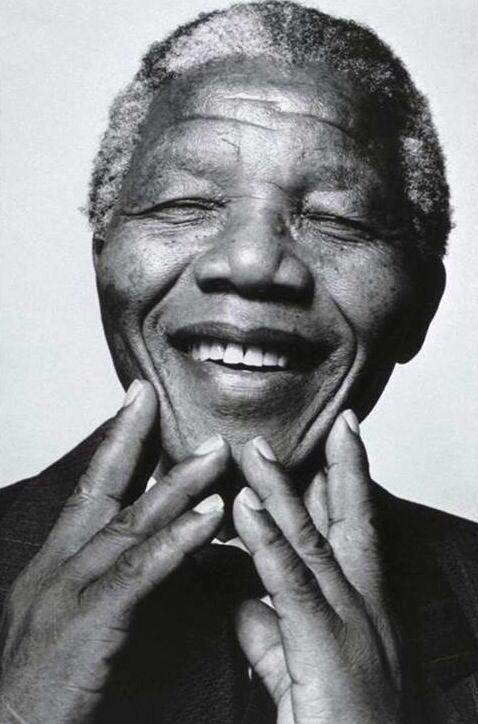 The Amazing Nelson Mandela.