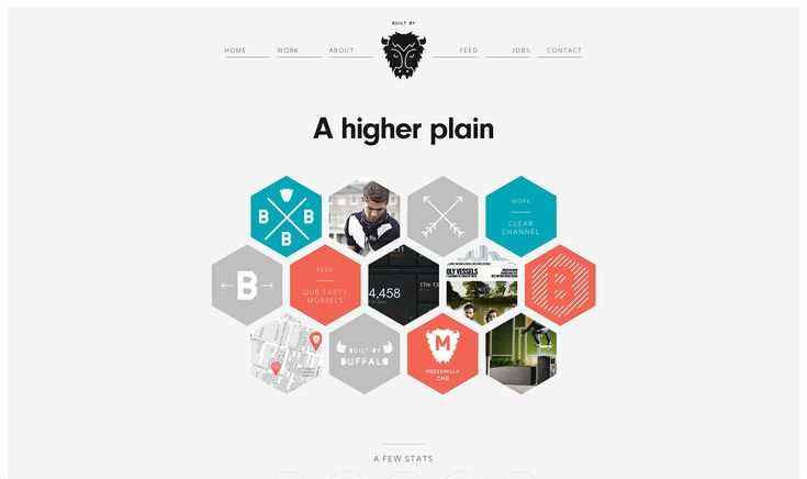 웹디자인 / 플랫디자인 / Flat design sites that work photo