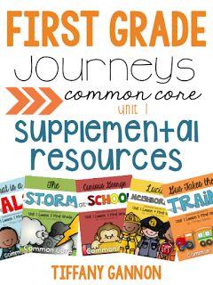 Kindergarten Night {Open House Freebies}iPad Air 2 GiveawayFirst Grade Journeys Common Core Supplemental ResourcesTeaching Back to School Procedures with Children's Books and Craftivities
