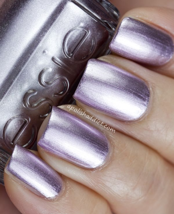 17 Best Ideas About Chrome Nail Polish On Pinterest