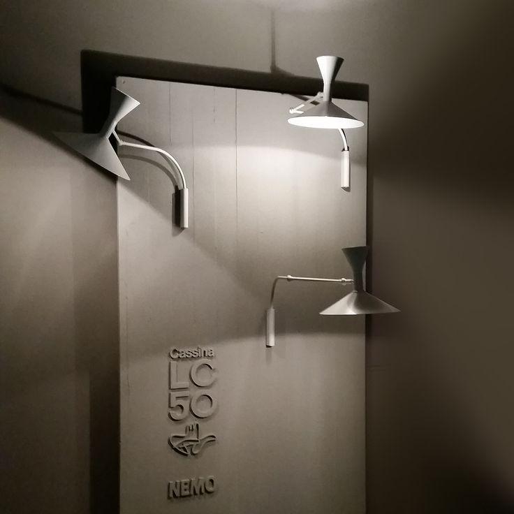 Lampe de Marseille mini design by Le Corbusier   LC50  http://nemolighting.com/products/show/lampe-de-marseille-mini/