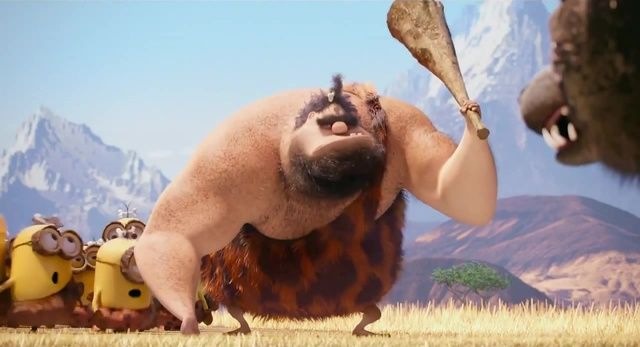 Minions : Caveman