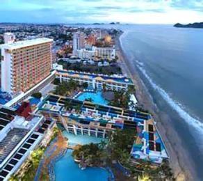 El Cid Castilla Beach Hotel (Mazatlan, Mexico) I wish I was there now