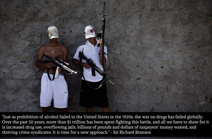 The war on drugs has failed globally | Quotes and Words | Pinterest