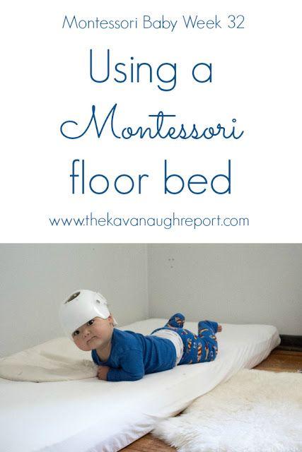 Realities Of A Montessori Floor Bed -- Montessori Baby