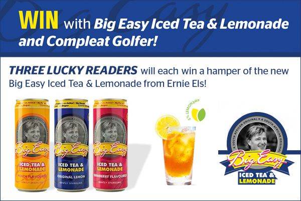 Win 1 of 3 Big Easy Iced Tea & Lemonade hampers worth over R1000 | Ends 31 December 2014