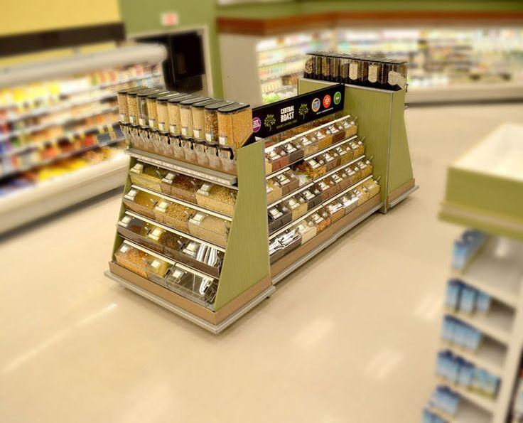 91 Best Bulk Food Displays Images On Pinterest Shops