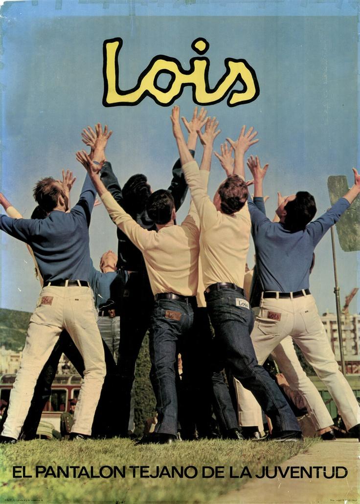 1967     'El pantalón tejano de la juventud'.
