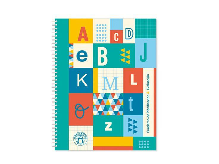 Cuaderno Agenda Letras -> http://www.masterwise.cl/productos/10-cuadernos-de-planificacion-y-evaluacion/1840-cuaderno-agenda-letras