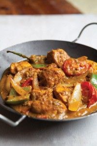 Thought you couldn't have curry on a diet? Think again! Try The Hairy Dieters' low-cal chicken jalfrezi.