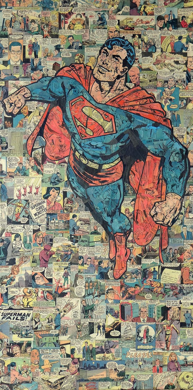 superman_by_mikealcantara | Charly W. Karl | Flickr