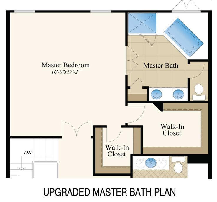 Master Bath Floor Plans Google Search Master Bedroom And Bath Ideas Pinterest