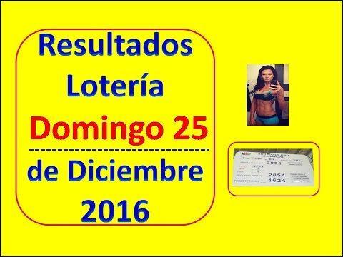 Resultados Sorteo Domingo 25 Diciembre 2016 Loteria Nacional Panama : Que Jugo Loteria del Domingo