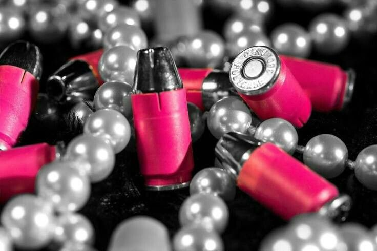 Pearls and gunshells
