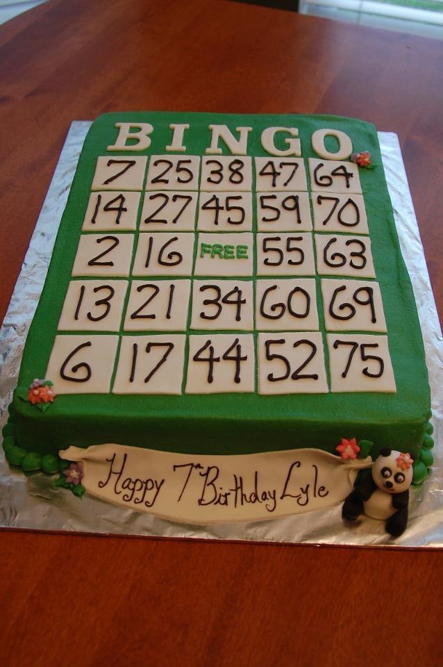 Who doesn't love BINGO!