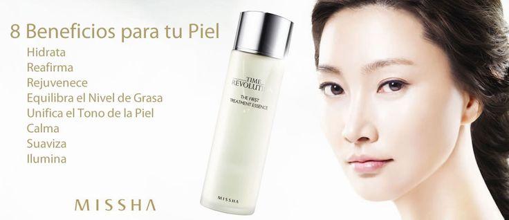 Missha, Cosmética Coreana en España
