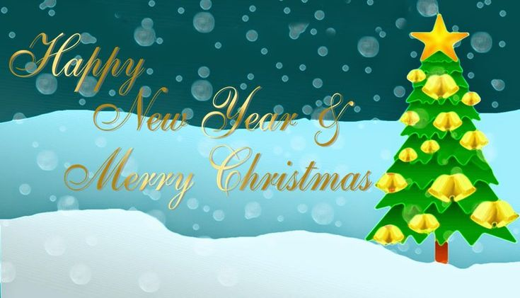 Merry Christmas And Happy New Year Wishes Download - Merry Christmas And Happy New Year Wishes Quotes Greetings Messages Images 2018