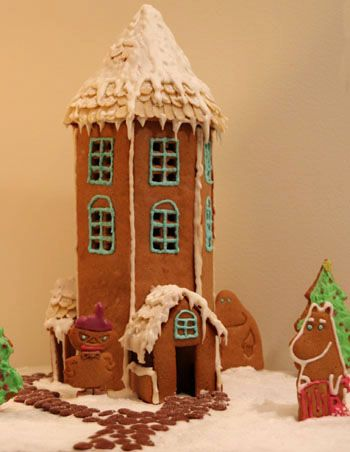 Gingerbread Gingerbread Houses And House On Pinterest
