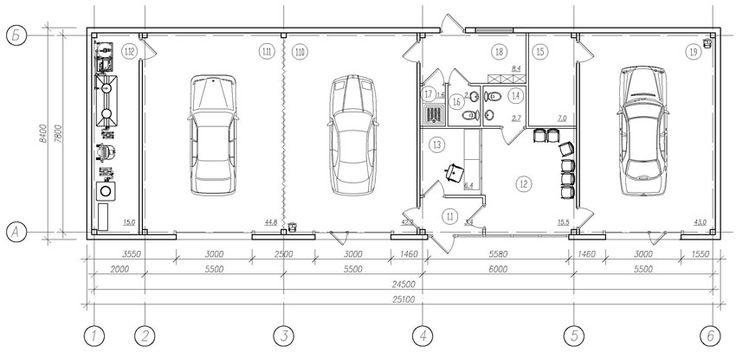 Car Wash Design Layout