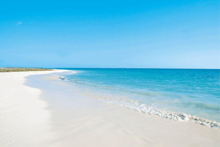 Playa Paraíso, Cayo Largo del Sur beach