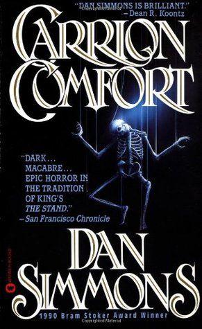 Carrion Comfort van Dan Simmons: over vampieren van de geest